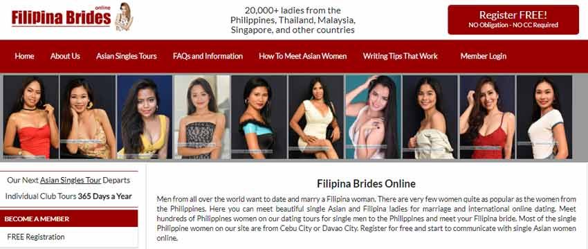 Filipina Girls For Marriage