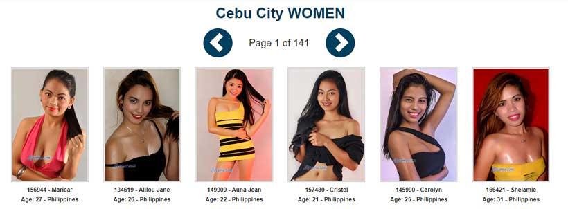 Cebu Women Dating - Cebu Single Women Online